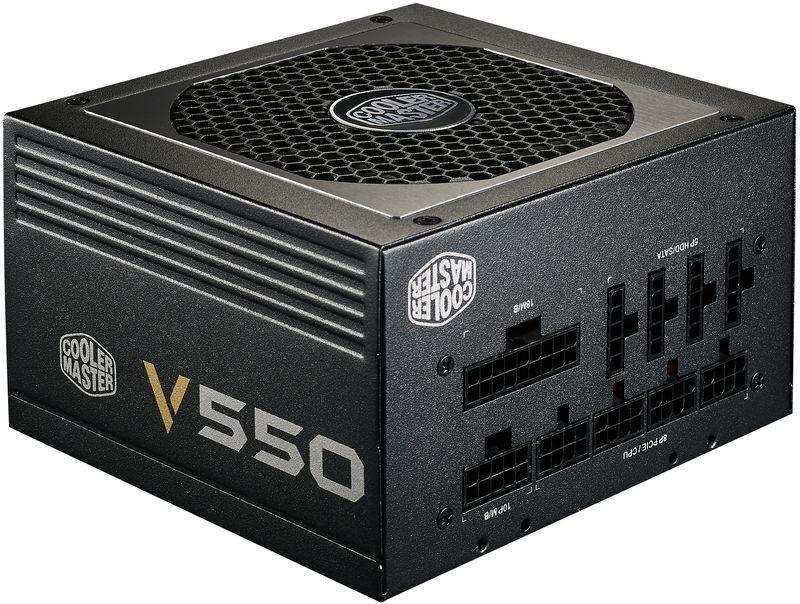 CoolerMaster V Series PSU (4)