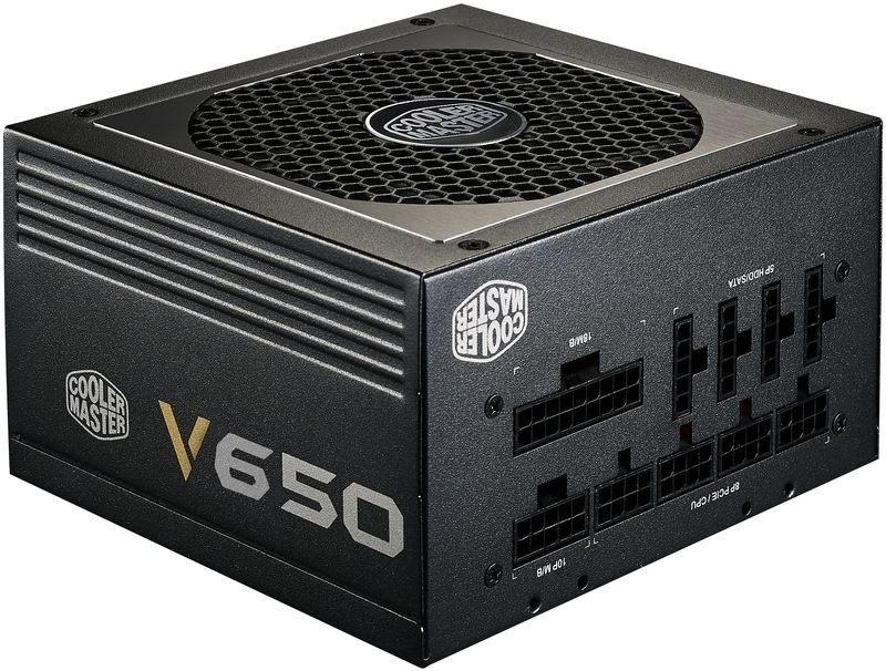 CoolerMaster V Series PSU (5)