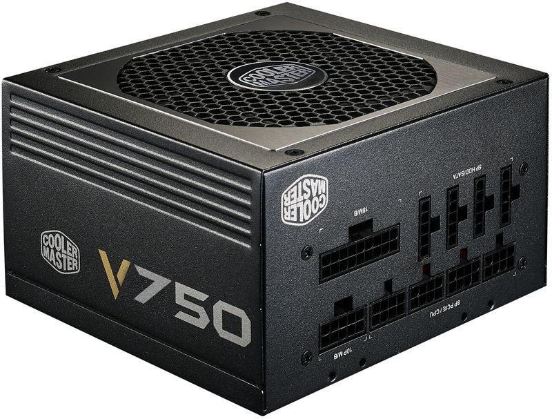 CoolerMaster V Series PSU (6)