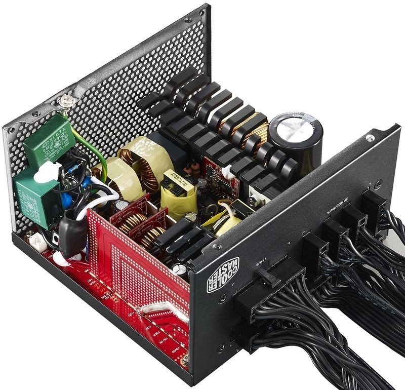 CoolerMaster V Series PSU (7)