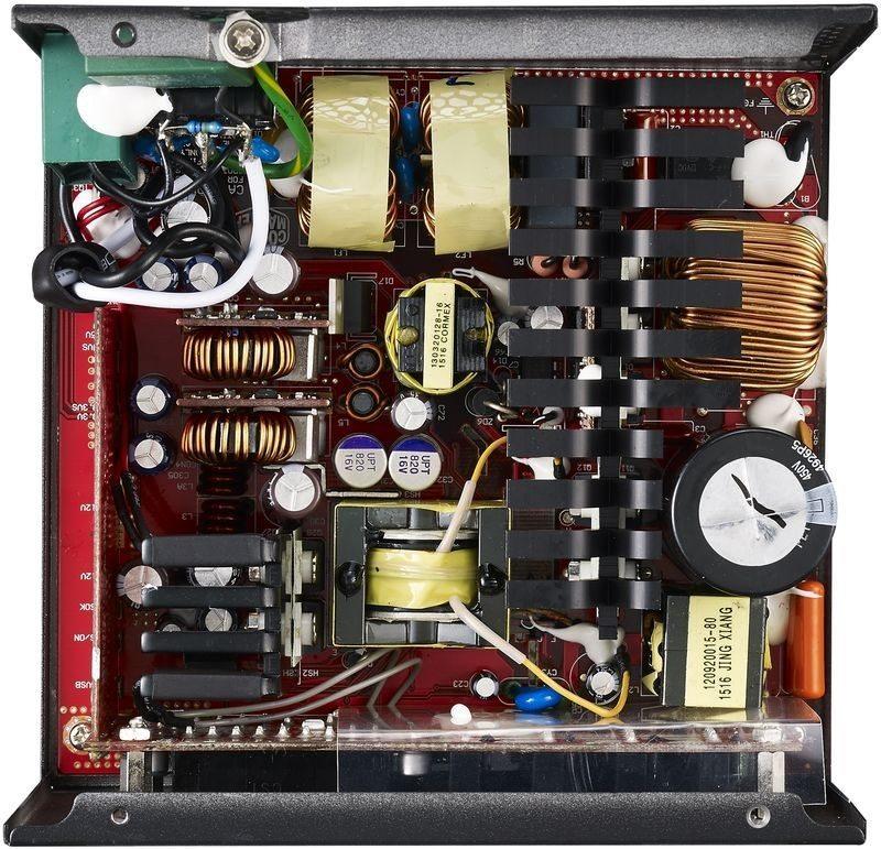CoolerMaster V Series PSU (8)