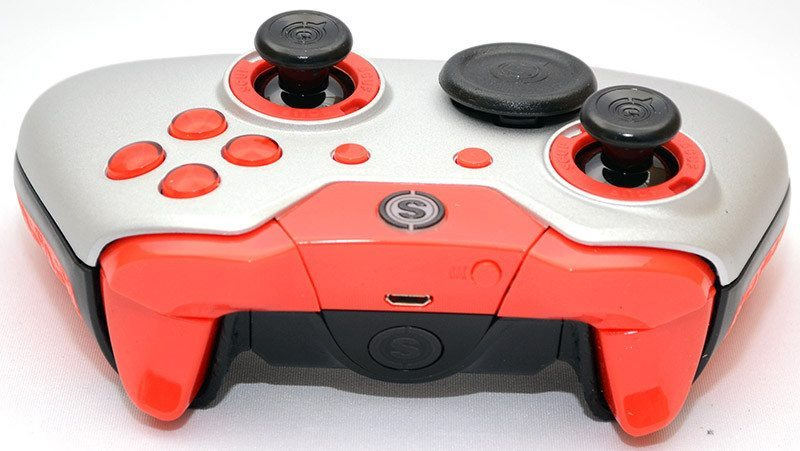 scuf infinity1 custom xbox one controller review eteknix. Black Bedroom Furniture Sets. Home Design Ideas