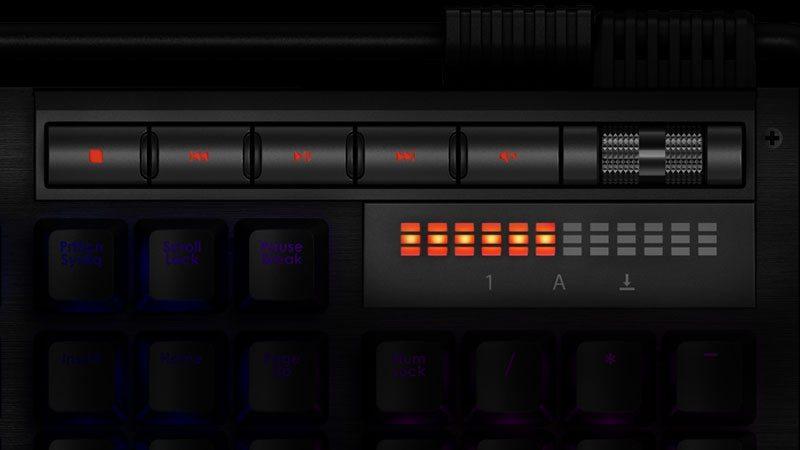 G-Skill Mechanical Cherry MX RGB (6)