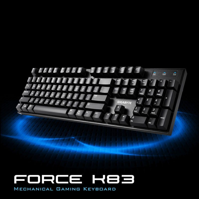 Gigabyte Force K83 (1)