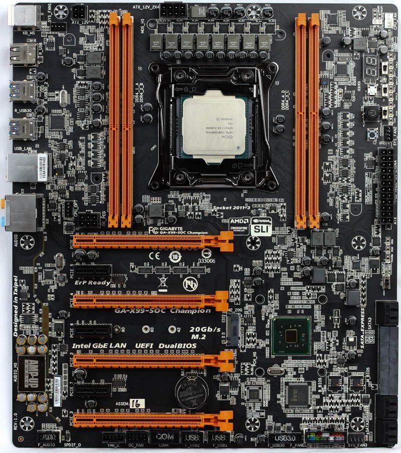Gigabyte X99 SOC Champion-20