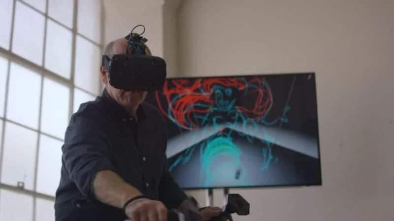 Glen Keane HTC Vive Disney