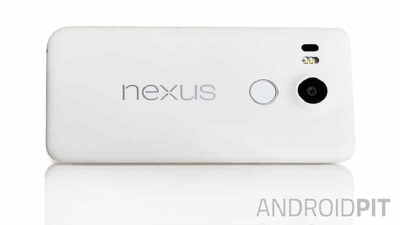Google Nexus 5 Back