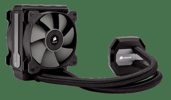 Corsair H80i v2 120mm AIO CPU Cooler Review