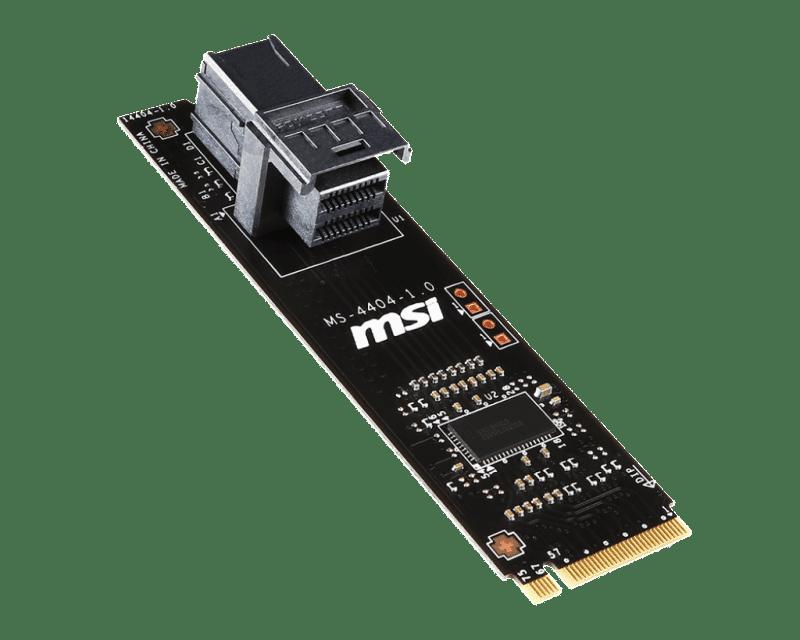 MSI Turbo U2 Host card (3)