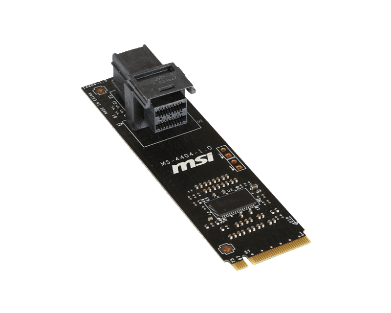 MSI Turbo U2 Host card (5)