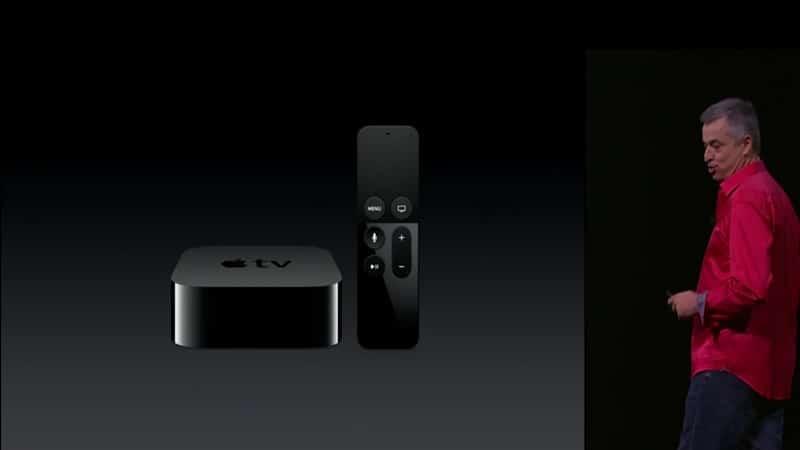 New Apple TV