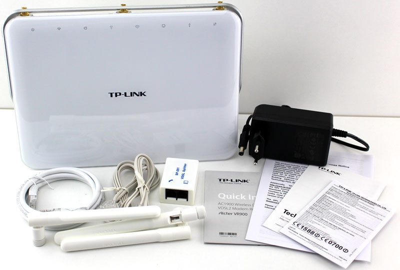 TP-Link_VR900-Photo-package-content