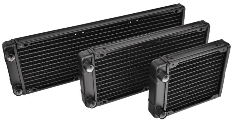 Thermaltake-Pacific-R120,-240,-360-Radiators