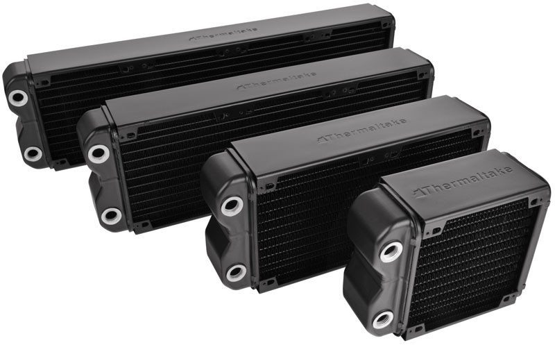 Thermaltake-Pacific-RL120,-240,-360,-480-Radiators