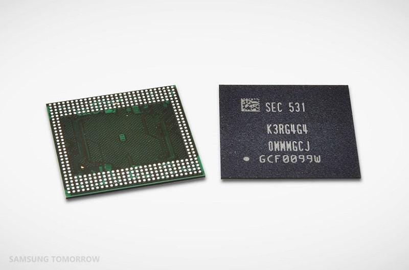 Samsung mobile 6GB
