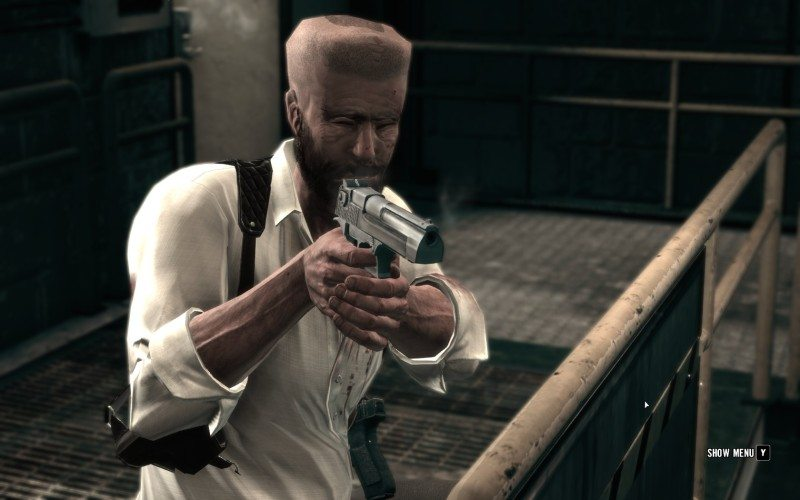 Fan Recreates Max Payne S Original Face In Max Payne 3 Eteknix