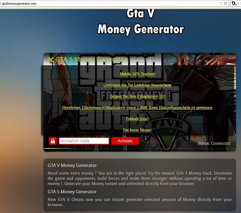 Roaming The Open World Of GTA V Money Generator Scams   eTeknix