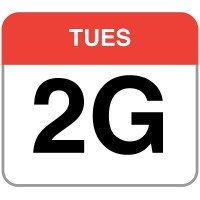 """""""2G Tuesdays"""" Arrives For Facebook Employees. 4"""