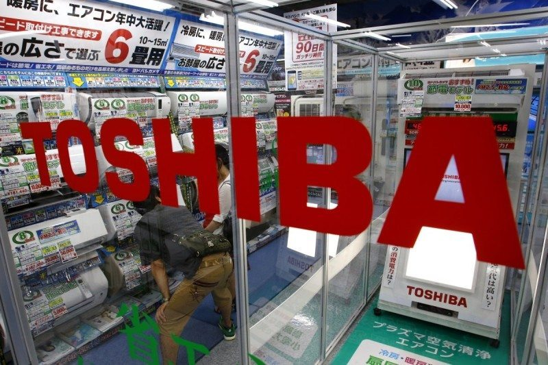 Toshiba Doubles Layoffs to Over 14000 Positions