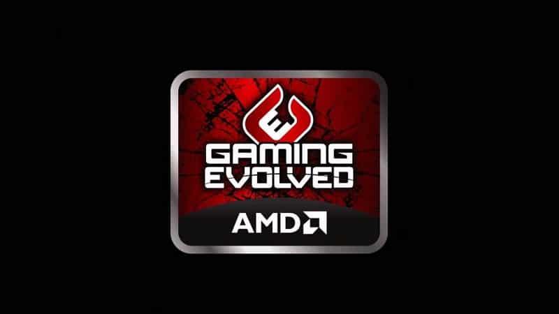 AMD Gaming Evolved Logo