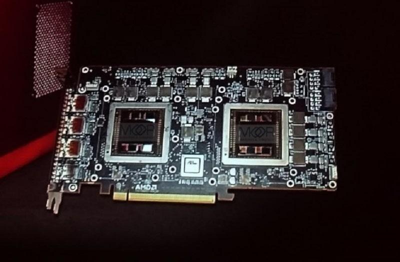 AMD R9 Gemini FuryX2 FijiX2 GPU