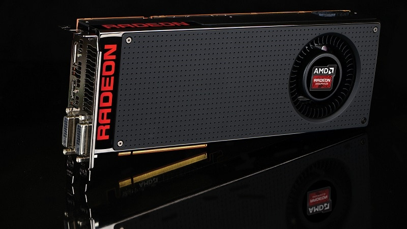AMD Radeon R9 390X Referene Blower Cooler GPU