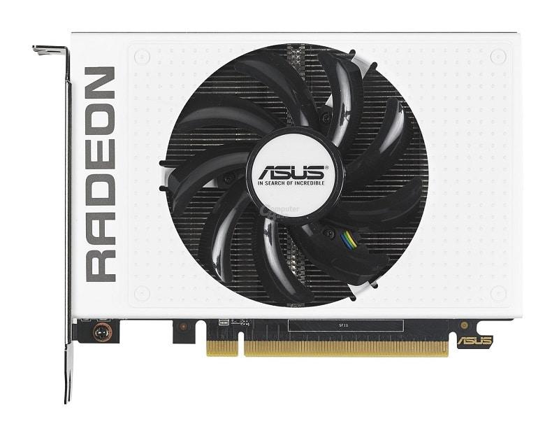 ASUS AMD R9 Nano White Edition GPU 1