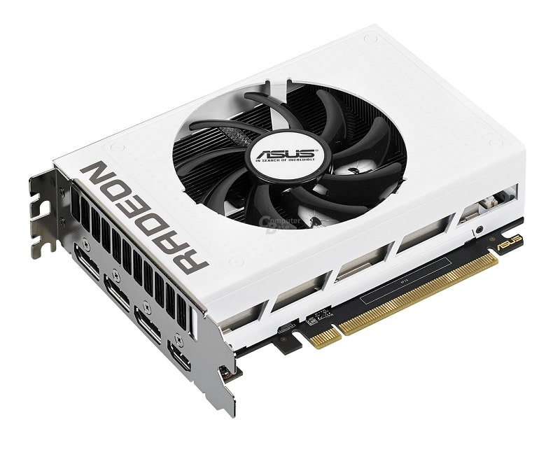 ASUS AMD R9 Nano White Edition GPU 2