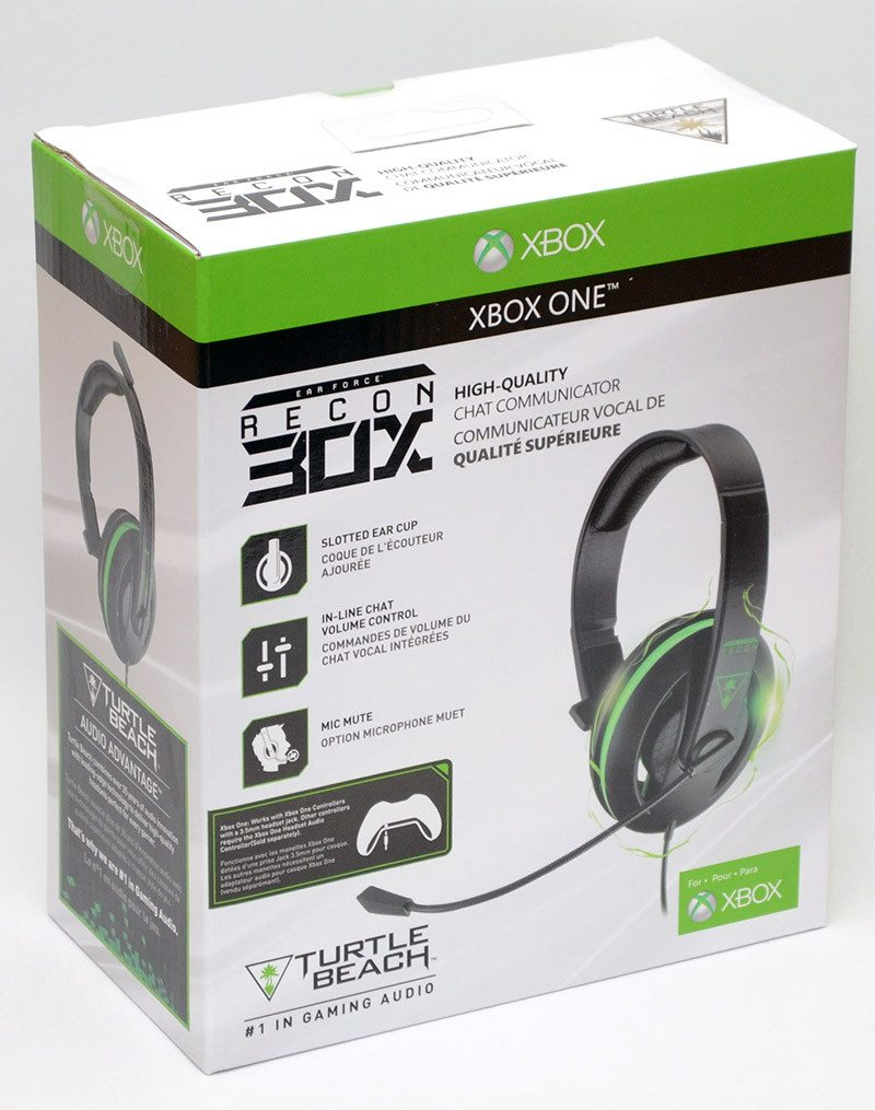 How To Clear Memory On Mac >> Turtle Beach Ear Force Recon 30X Xbox One Headset Review ...