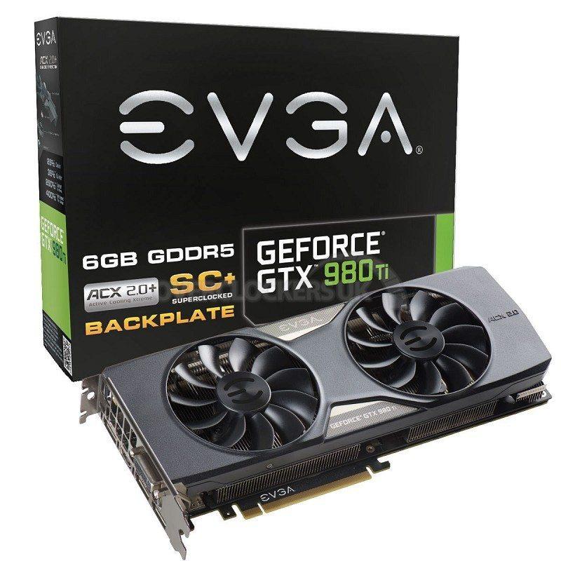 EVGA 980Ti