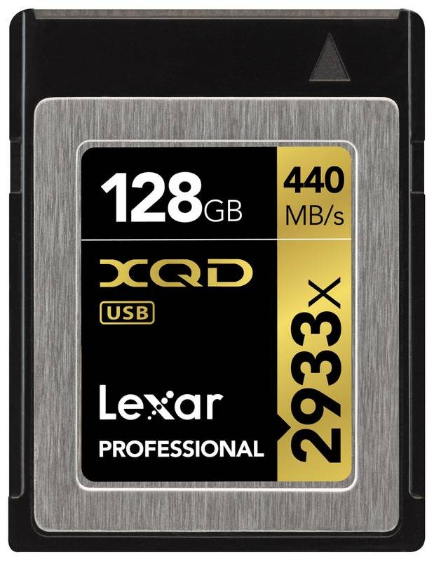 Lexar XQD-2933x-128GB