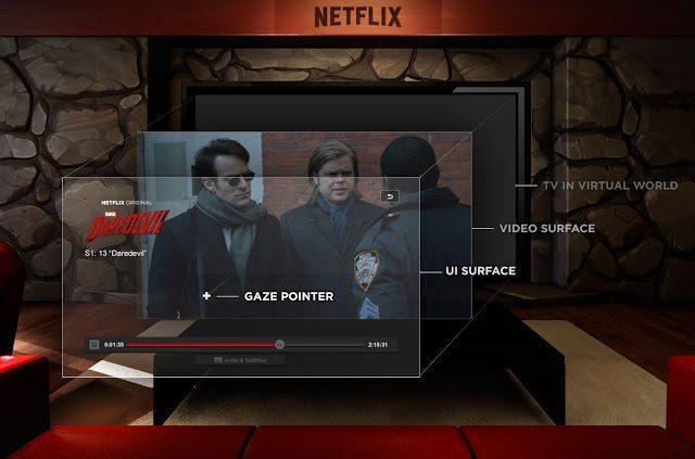 Netflix-VR