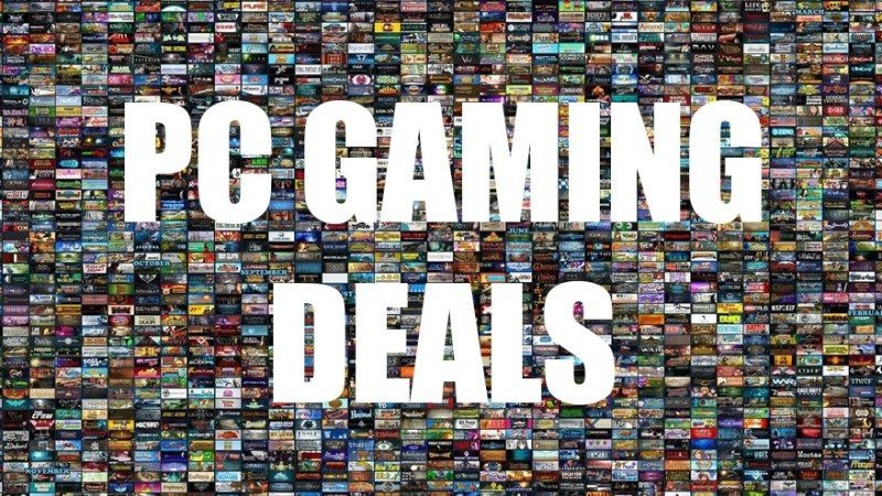 PC GAMING DEALS