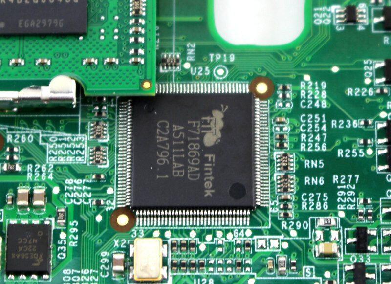 QNAP_TS251-Photo-chip fintek F71869AD