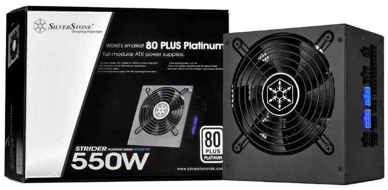SilverStone st55f-pt-package