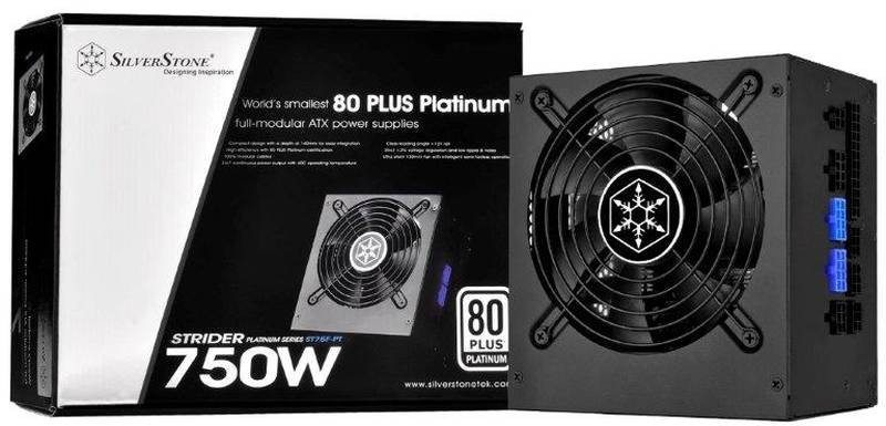 SilverStone st75f-pt-package