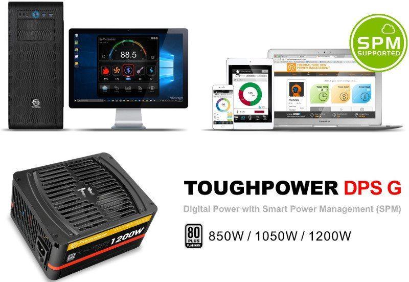 Thermaltake Toughpower Platform
