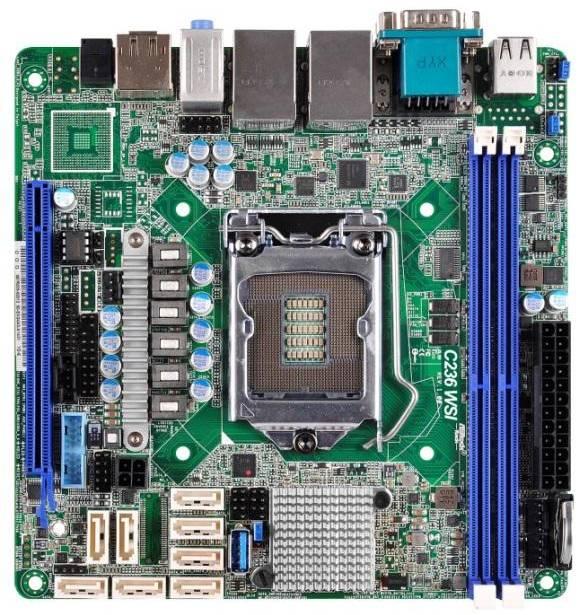 3 ASRock Rack E3C236D2I
