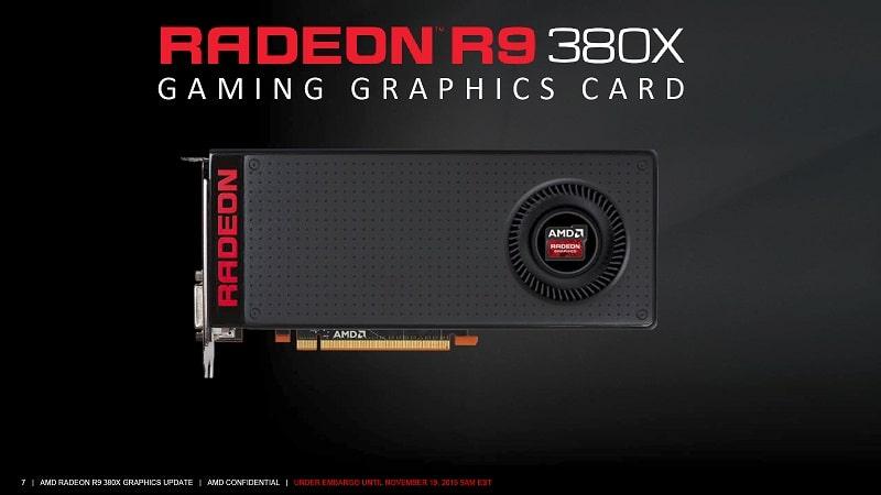 AMD R9 380X GPU 2