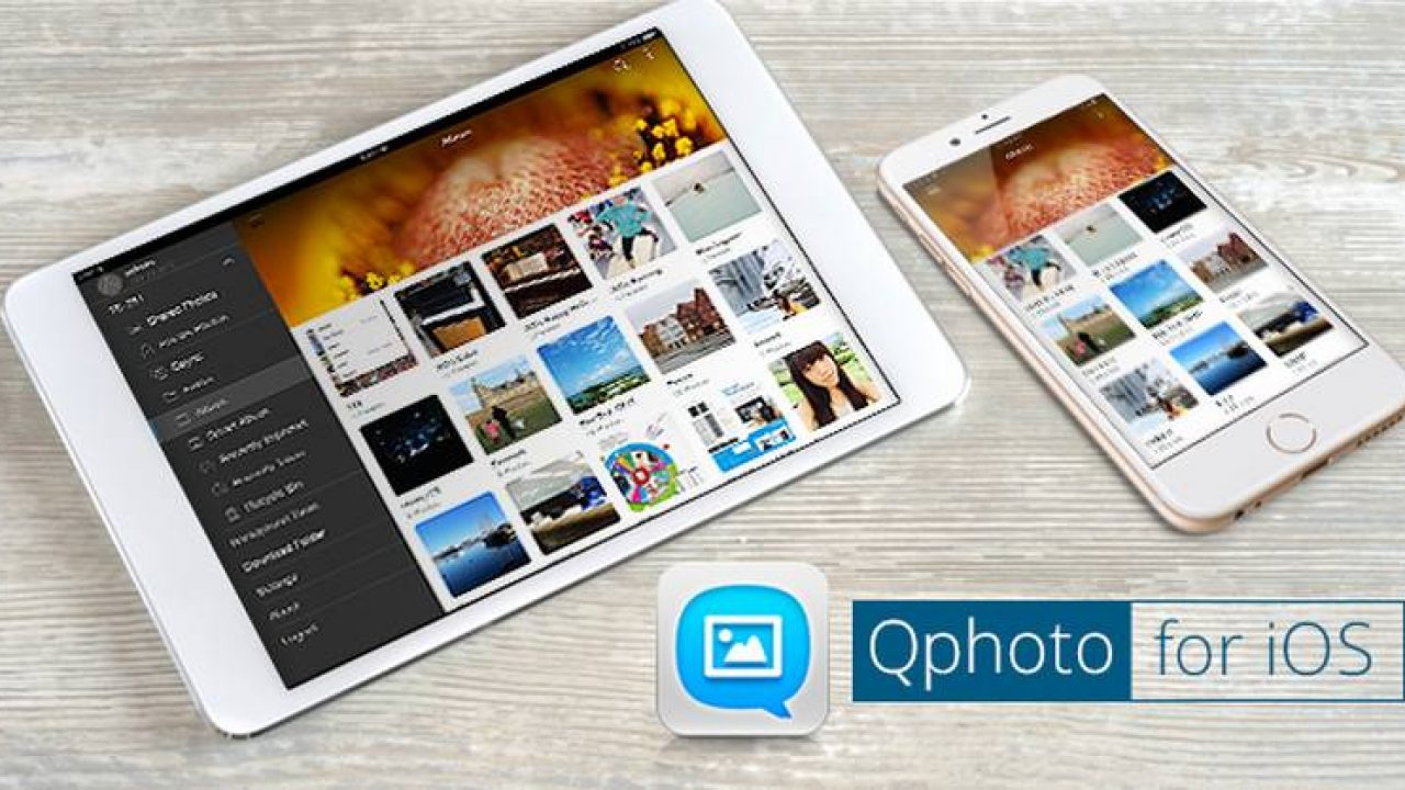 QNAP Releases Qphoto Mobile App with CloudLink for iOS | eTeknix