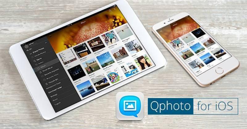 Qphoto_app_iOS