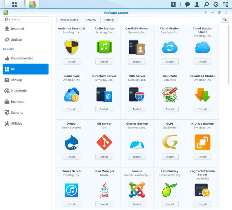 Synology_DS216play-SS-apps 2