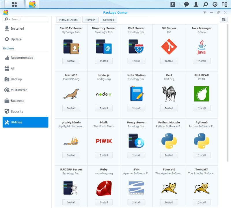 Synology_DS216play-SS-apps 3