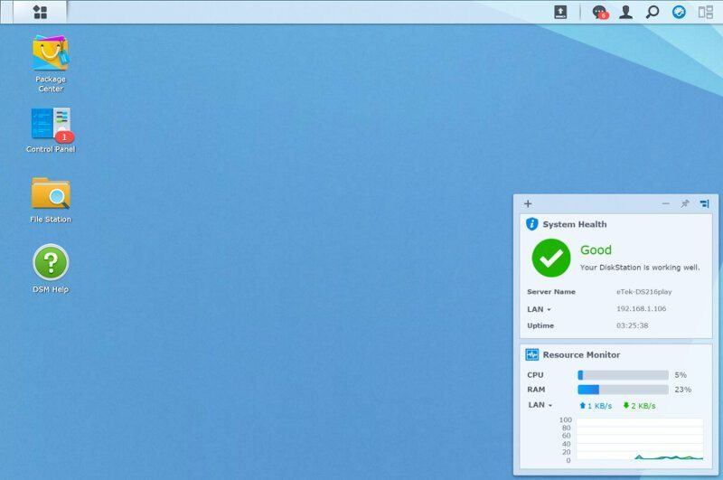Synology_DS216play-SS-dashboard