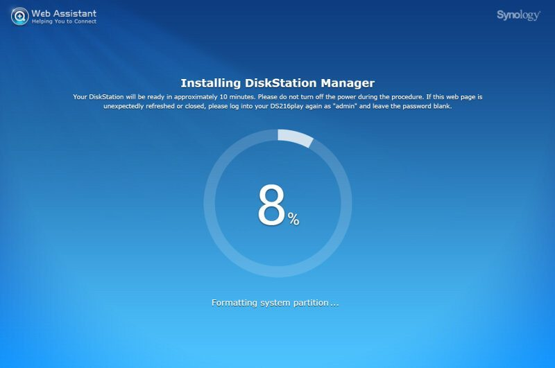 Synology_DS216play-SS-init 4