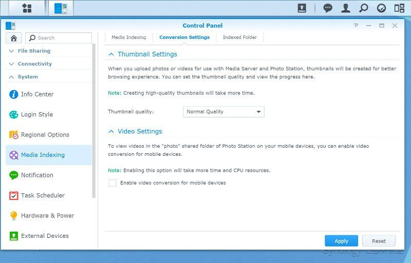 Synology_DS216play-SS-media index