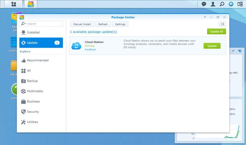 Install Linux Software On Synology Ds - instalseabyte