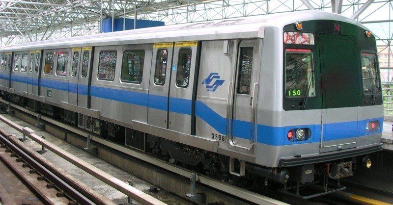 Taiwan-train