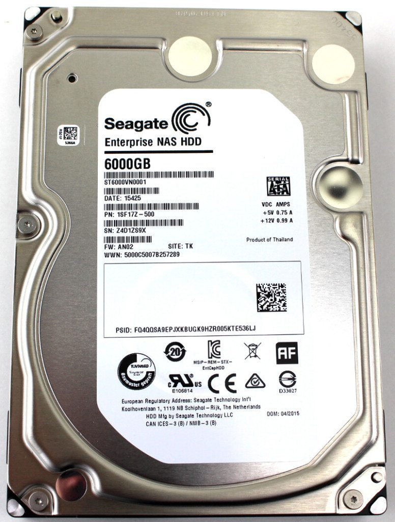 Thecus_N7770-10G-Photo-hdd top