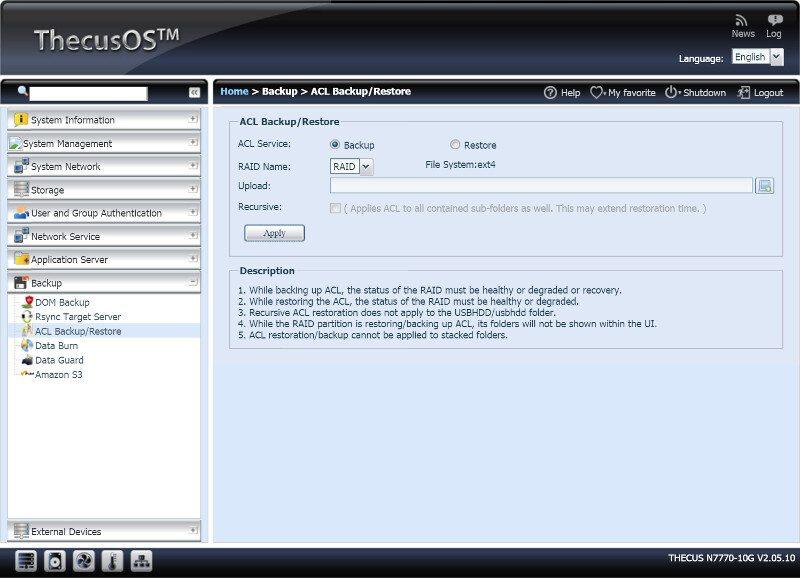 Thecus_N7770-10G-SSbackup 3